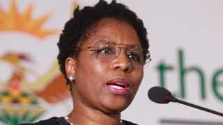 State Security Minister Ayanda Dlodlo Dlodlo Picture: Jacques Naude/African News Agency/ANA