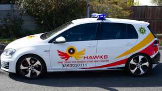 Hawks senior officers and a former officer have been arrested in Pretoria. Picture: Henk Kruger/African News Agency (ANA) Archives