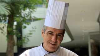 Executive Chef for The Maslow Hotel Omar Menhouk wants to explore South America. Picture: supplied.