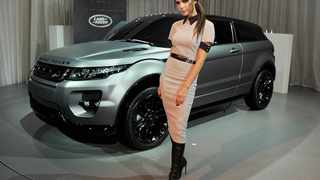 BEIJING, CHINA - APRIL 22: Victoria Beckham attends an afternoon Tea Party as Land Rover launch the Range Rover Evoque Special Edition with Victoria Beckham at the Central Academy of Fine Arts on April 22, 2012 in Beijing, China. (Photo by Dave M. Benett/Getty Images for Land Rover) *** Local Caption *** Victoria Beckham