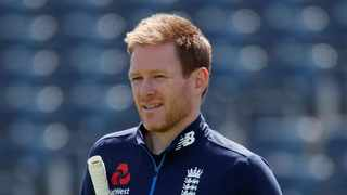Eoin Morgan will lead England on the ODIs tour of South Africa. Photo: Andrew Boyers/Reuters.