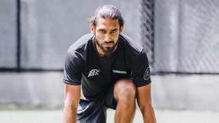 Fitness coach and football player Chelston Pinto. Picture: IANS