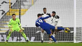 Chelsea's Mason Mount scored the only goal in their match against Fulham to get the team back to winning ways. Picture: Mike Hewitt/Reuters
