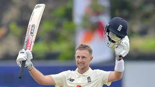 England's performances in sweeping the test series in Sri Lanka gives the team a major lift for their four test series in India, said victorious captain Joe Root after Monday's second test win. Photo: @englandcricket via Twitter