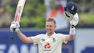 FILE - After dominating Sri Lanka in the first Test, England captain Joe Root, pictured, has warned his players not to take the foot off the gas in the second Test. Photo: @englandcricket via Twitter