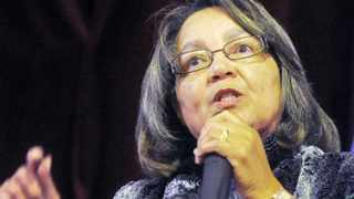 "Five overseas trips by Cape Town mayor Patricia de Lille in five months at a cost of R2m have been slammed as ""ridiculous"" and ""unacceptable"". File picture: David Ritchie"