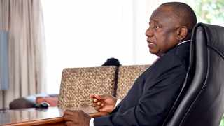 President Cyril Ramaphosa Picture:GCIS