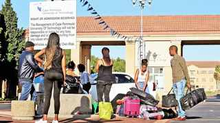 University students are facing an uphill battle with accommodation - a challenge universities struggle to overcome. Picture: David Ritchie African News Agency (ANA)
