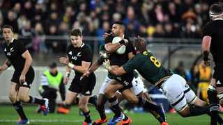 The All Blacks were the better team in the stats game in the draw against the Boks. Photo: Raghavan Venugopal/www.Photosport.nz