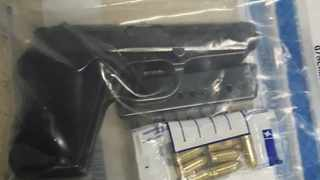 Four suspects nabbed with unlicensed firearm at Wanderers Taxi RankFour