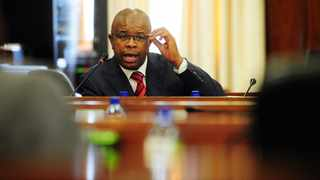 Former Prasa chief executive officer Lucky Montana Picture: David Ritchie/ANA Pictures