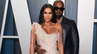 Kanye's sweet birthday wishes from Kim and Co