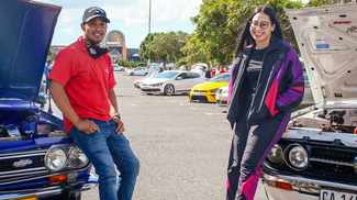 Now dat's a cabbie: Husband, wife share their joy for classics