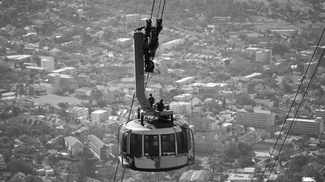 Table Mountain Cableway to close for annual maintenace