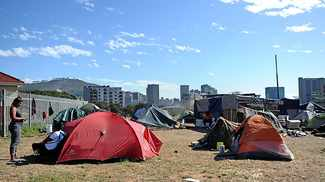 Tension in tent city: Policing and fines won't solve homeless problem
