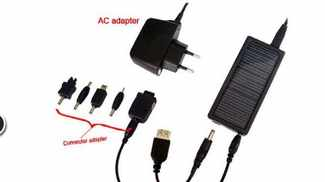 Use solar power to charge your devices