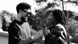 WATCH: AKA and Nellie Tembe's last moments together