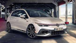 VW launches new Golf and it's hardcore