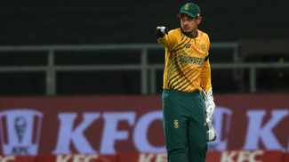 Min maar dis in: Same Proteas set for final T20