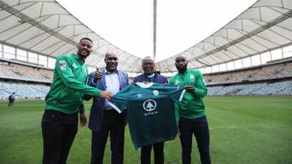 AmaZulu FC signs 3-year contract to play at Moses Mabhida Stadium