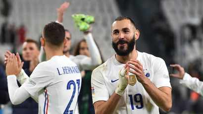 Benzema still dreaming of Balon d'Or