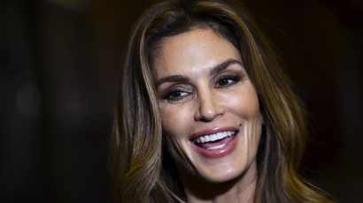 Cindy Crawford feels like her hair has 'caught up' to her face