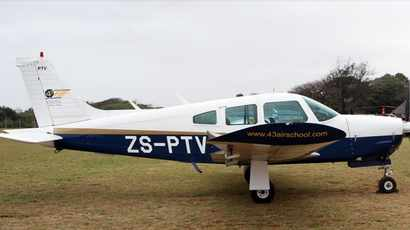 Crash involving student pilot who mixed up left and right averted