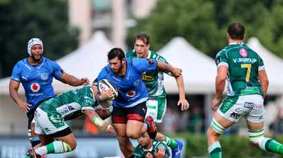 Don't worry, Bulls will be back after Treviso 'holiday'