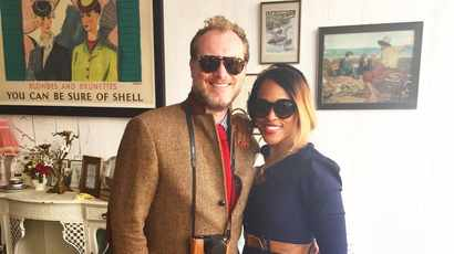 Eve expecting first child with husband Maximillion Cooper