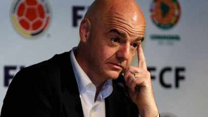 FIFA to consult national FAs on biennial World Cup plans Sept 30