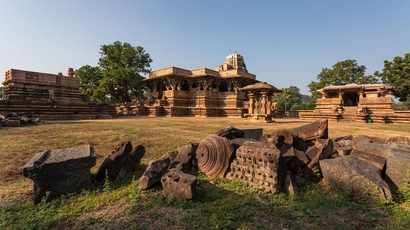 First heritage site from India's Telangana gets coveted Unesco tag