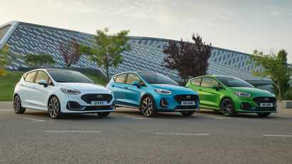 Ford Fiesta gets fresh new look, updated tech