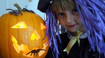 Get the kids excited, we've got Halloween treats and craft ideas to officially welcome Spooky Season