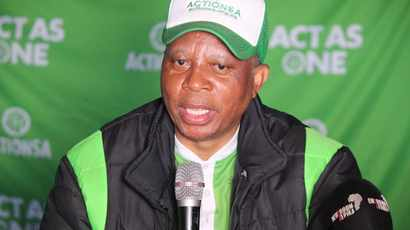 Herman Mashaba's ActionSA loses ballot paper battle with IEC ahead of local government elections