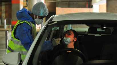 Hospital admissions on the increase as SA's Covid-19 death toll rises to 58 441
