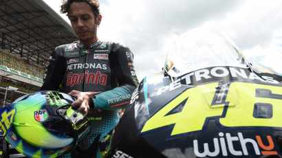 It's official: Valentino Rossi to retire from MotoGP