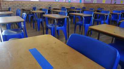 JUST IN: 'We are ready to open schools on Monday'