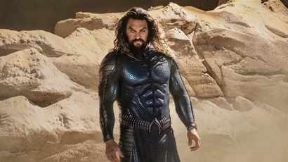 Jason Momoa: Stakes are a lot higher in 'Aquaman' sequel