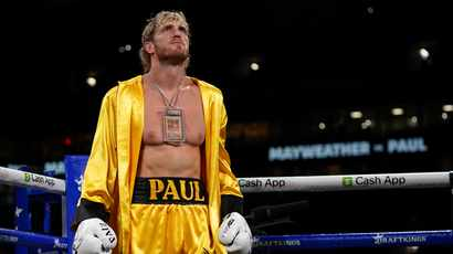 Logan Paul insists he could beat 'old' Mike Tyson