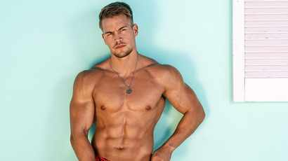 'Love Island' star Chris Mouton gets dragged on TikTok for co-opting queer aesthetics