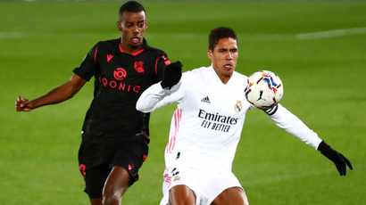 Manchester United agree deal to sign Real Madrid's Raphael Varane