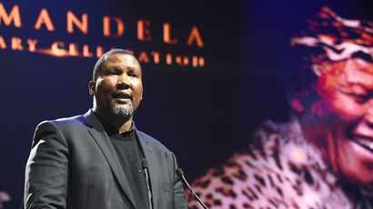 Mandla Mandela calls for boycott of Miss Universe pageant in Israel: 'There is nothing beautiful about occupation'