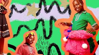 Mom and dad, get your wallets out! Sho Madjozi has launched a kid's heritage range