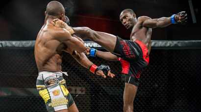 Nkazimulo locks in another shot at the EFC Flyweight title