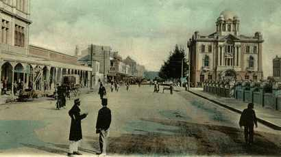 Nommer asseblief… Durban central exchange remembered