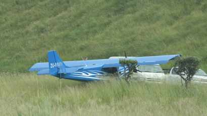 PICS: Light aircraft makes emergency landing on the N2 highway