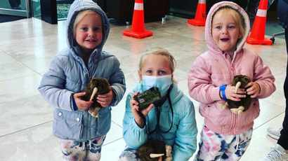 'Please pray for my lovely Lauren': Graham Dickason's heartfelt message at vigil for his 3 young daughters in New Zealand