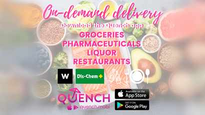 Quench app partners with Mr Yum to integrate on-demand delivery directly with restaurant orders