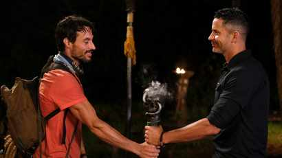 Shaun's torch has been extinguished in 'Survivor SA: Immunity Island'