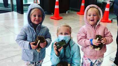 Shock after 3 young South African sisters found murdered in their New Zealand home